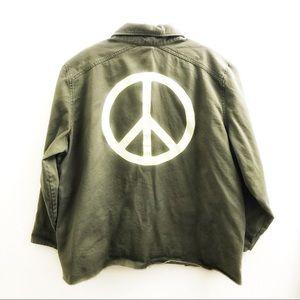 JUNK FOOD CLOTHING Beatles Army Jacket